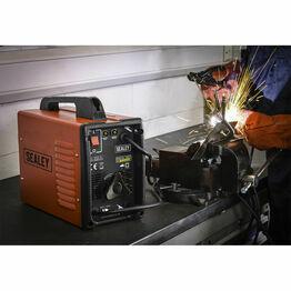 Sealey 180XT arc welder 180 amp avec kit d/'accessoires